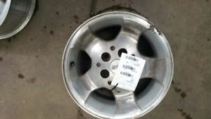 Jeep Tj Wrangler 15x8 Canyon Style Aluminum Factory Rim Wheel 5 Spoke 00 03 6285