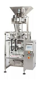 Wrapsense Vertical Form Fill And Seal Large Packaging Machine For Nuts Coffee