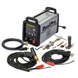H And S Auto Shot Uni 9802 Multifunction Steel And Aluminum Stud Welder