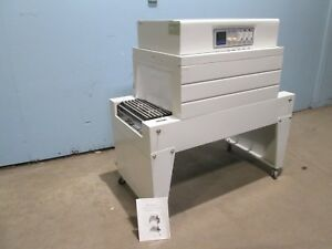 shrink Tunnel Bs a450 Hd Commercial Conveyor Shrink Wrap Packaging Machine