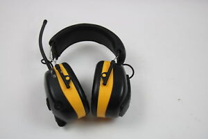 Dewalt Dpg15 Digital Am fm Hearing Protector