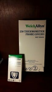 Welch Allyn Suretemp Thermometer Probe Covers 250 In Box Ref 05031