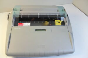 Brother Sx 4000 Electric Typewriter