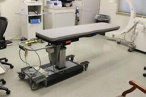 Morgan Medesign C arm Fluoroscopy Table