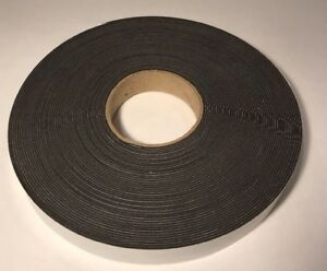 1 Magnetic Tape Roll Adhesive Backed Aprox 80 Ft Roll
