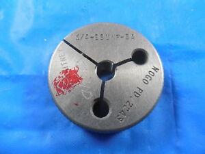 1 4 28 Unf 3a Thread Ring Gage 25 No Go Only P d 2243 Quality Inspection