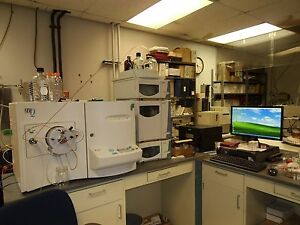 Thermo Lcq Ms ms System Only Hplc Shown Is Additional Cost
