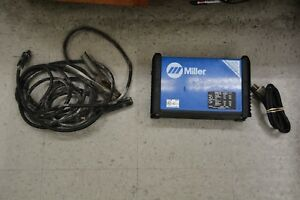 Miller Maxstar 140 Str Stick tig Welder 155 230v Accessories Free Sh 1y Warranty