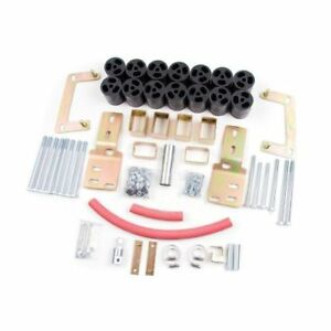 Zone Offroad Zonf9378 3 Body Lift Kit For 1998 2000 Ford Ranger 2 4wd