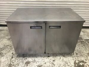 48 Under Counter Cooler Refrigerator Delfield Uc4048 9448 Commercial Nsf Ul