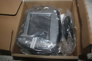 New Verifone Mx870 Credit Card Terminal W Stylus And Cables M094 109 01 pf r