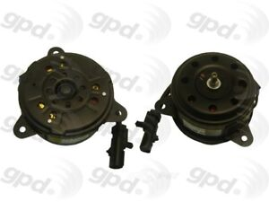 Engine Cooling Fan Motor Fits 1997 2001 Jeep Cherokee Global Parts