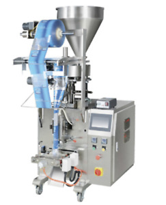 Wrapsense Vertical Form Fill And Seal Machine Volumetric Or Auger