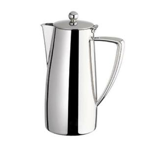 Winco Z mc cp64 Coffee Server 64 Oz With Hinged Lid 18 10 Stainless Steel