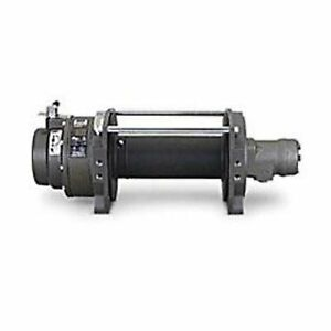 Warn Series 12 Hydraulic Industrial 12000lb Winch 30285