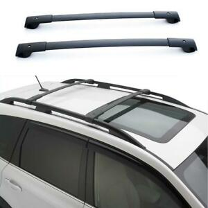 For 2014 2019 Subaru Forester Cross Bars Crossbar Roof Rack Oe Style 150 Lbs
