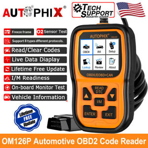 Launch Cr619 Eobd Obd2 Scanner Abs Airbag Engine Code Reader Diagnostic Tool Us