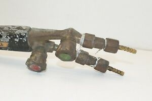 Antique vintage Mappex Welding Products Cutting Torch 818 0500