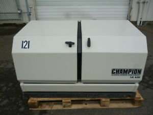 Champion 14kw Standby Generator Lp Ng Natural Gas Propane 120 240v 1 Phase 121