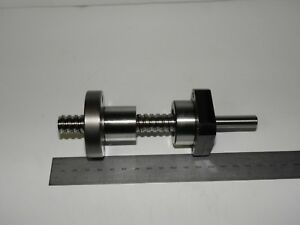 Rexroth Z axis Ball Screw R151301023 With Thk Support Bearings