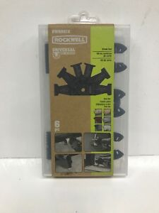 Rockwell Sonicrafter Rw8981k End Cut Blade Set