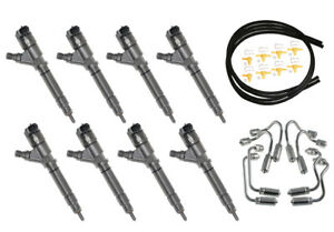 2004 5 2005 Duramax Lly Injector Replacement Kit Refurbished