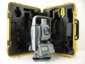 used Once Topcon Gowin Tks 202 Total Station
