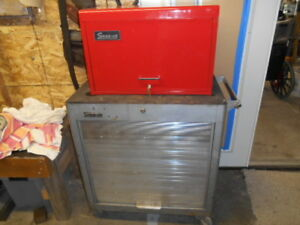 Snap On Toolbox Vintage Top And Bottom