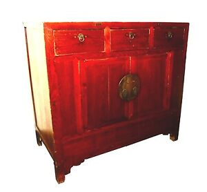 Antique Chinese Ming Cabinet Sideboard 2663 Circa 1800 1849