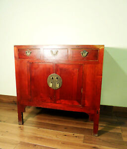 Antique Chinese Ming Cabinet Sideboard 5670 Circa 1800 1849