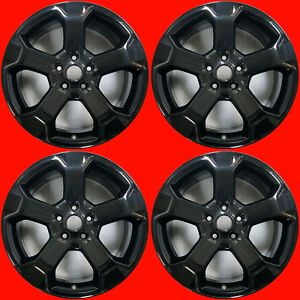 Oem 2018 2019 Jeep Grand Cherokee Trailhawk 20 Wheels Rims Factory Stock