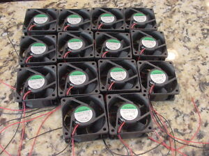 14 New Sunon Pmd2406ptb1 a Dc24v 3 8w Fans