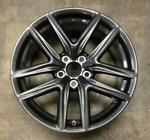 Lexus Is250 Is350 2014 74292 Aluminum Oem Wheel Rim 18 X 8