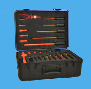 Cementex Insulated Electrical Tool Set Of 31 Pieces 1000v Rated