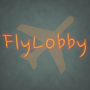 Flylobby com Short Letter com Premium Brandable Domain For Sale Air Tickets App