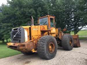 2003 Volvo L220e Wheel Loader
