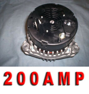 Land Rover Discovery Alternator 1999 2001 2002 4 0l 2003 2004 4 6l 200 High Amp