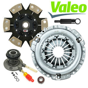 Valeo Stage 3 Clutch Kit And Slave Cyl 04 12 Chevy Colorado Gmc Canyon 2 8l 2 9l