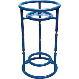 Motion Pro Tire Changing Stand With Air Tank Holder 08 0477