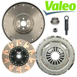 Valeo Stage 3 Df 10 5 Clutch Kit Flywheel For 1981 1995 Ford Mustang Gt Lx 5 0l