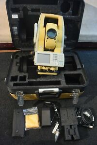 Topcon Brand Total Station Model Qs5a Qs 5a