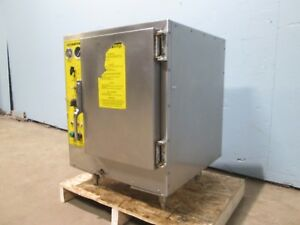 accutemp 240 D6 300 H d Commercial 240v 1 Electric steam n Hold Oven