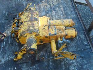 Minneapolis Moline Tractor Hydraulic 3 point Hitch Attachment Complete Yellow