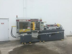 Van Dorn Ht 120 Ton Injection Molding Machine