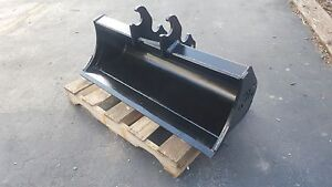 New 48 Ditch Cleaning Bucket For A Kubota Kx71