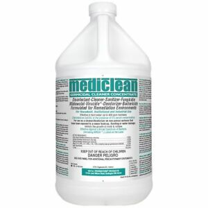 Mediclean Germicidal Cleaner Concentrate formerly Microban Mint 1 Gallon