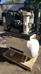 Ingersoll Rand Ssr ep 7 5 Hp Rotary Air Compressor 200v 3 Phase 80 G 28 Cfm