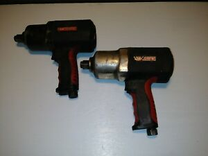 Craftsman 3 4 Air Impact Wrench Lot Of 2 875 199850