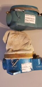 2 Used Central Pneumatic 32860 Spark Plug Cleaners