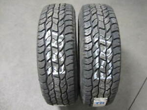 2 Cooper Discoverer A t3 235 75 15 235 75 15 235 75r15 New Tires e587